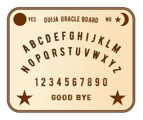 Ouija Oracle Mediums Board
