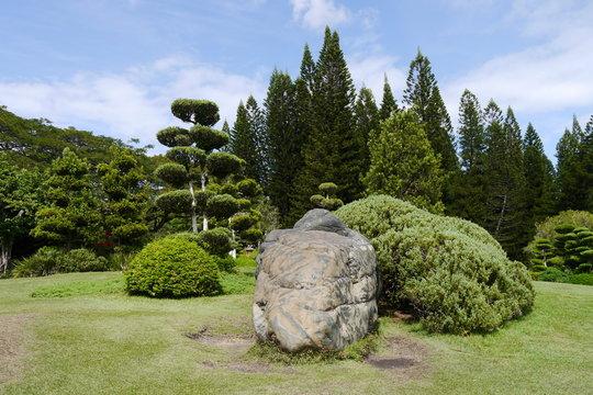 Santo Domingo Japanischer Garten