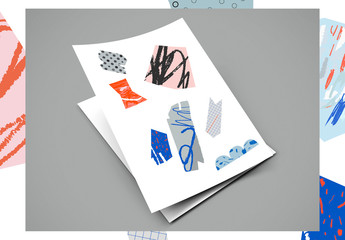 Collage and Cutout Art Kit
