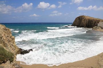 Papier Peint - playa almería isleta del moro mediterráneo 4M0A6553-as20