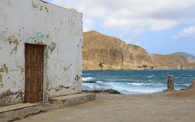 Papier Peint - playa almería isleta del moro mediterráneo 4M0A6575-as20