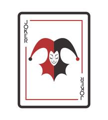 Creative design of joker card