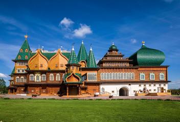 Palace of Tsar Alexei Mikhailovich. Moscow, Russia