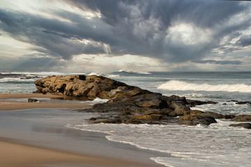 Rocks and Waves - Great Ocean Road, Victoria,