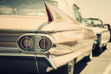 Fotomurales - classic american car, vintage look