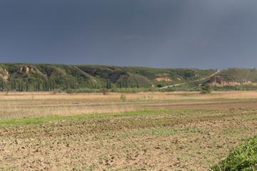 Beautiful rural landscape.