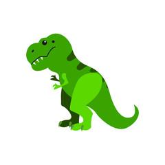 t-rex dinosaur emoji vector