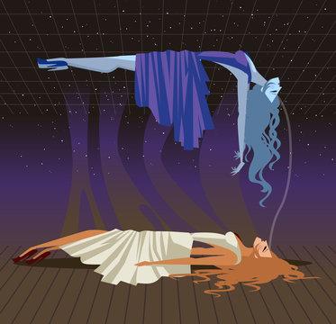 astral plane lucid dream soul travel