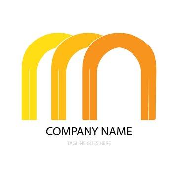 gate logo vector