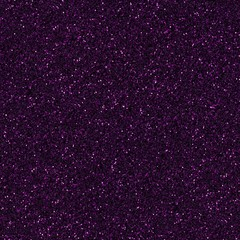 Dark purple, fuchsia, magenta glitter, sparkle confetti texture. Christmas abstract background,...