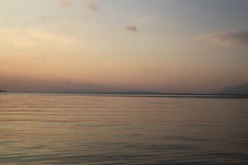 spokojne morze w Chorwacji