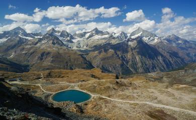 Gornergratsee in Zermatt