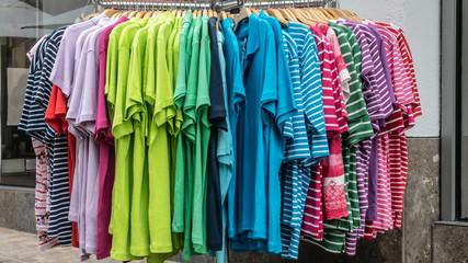 Shop offers clothes