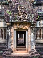 Banteay samré south gate