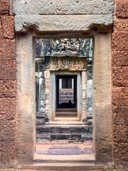 Porte de Banteay samré