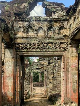 Les danseuses de Preah Khan