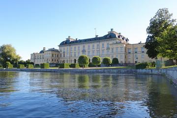 Fotobehang Drottningholm Palace located in Sweden