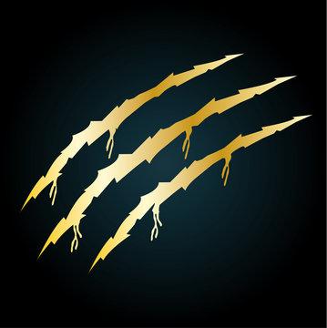 Krallen Gold