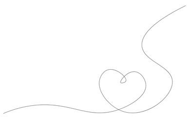Heart background design vector illustration