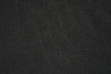 Aluminium Prints Fabric Black wool fabric texture background