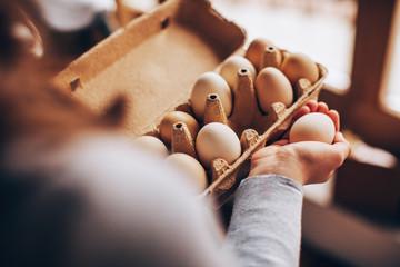 Easter eggs.  - fototapety na wymiar