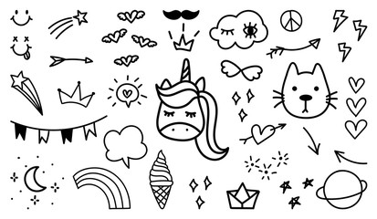 abstract, animal, arrow, art, background, balloon, blog, book, bubble, cartoon, cat, chat, clipart, cloud, comic, creative, design, doodle, doodles, drawing, drawn, element, follow, graphic, hand, hea