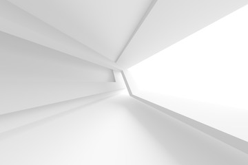 Fotobehang - Abstract Engineering Background. Minimalistic Graphic Design