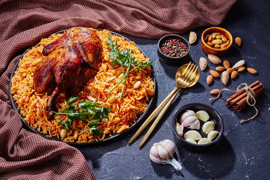 Kabsa Photos Royalty Free Images Graphics Vectors Videos Adobe Stock