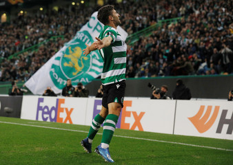 Europa League - Round of 32 First Leg - Sporting CP v Istanbul Basaksehir