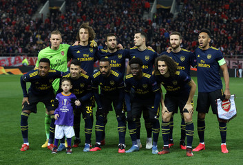Europa League - Round of 32 First Leg - Olympiacos v Arsenal