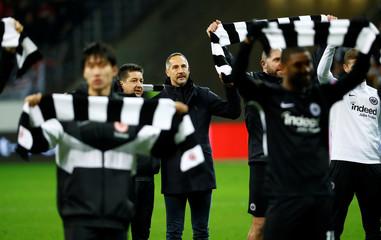 Europa League - Round of 32 First Leg - Eintracht Frankfurt v FC Salzburg