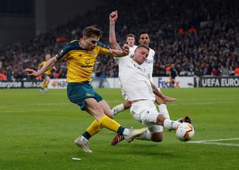 Europa League - Round of 32 First Leg - FC Copenhagen v Celtic