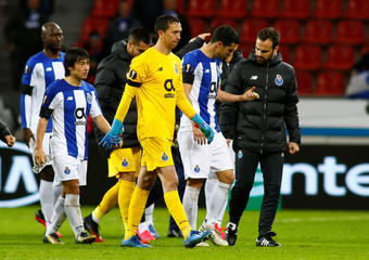 Europa League - Round of 32 First Leg - Bayer Leverkusen v FC Porto