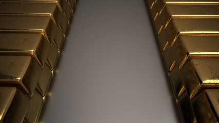 Fototapete - 1000g Barren Feingold