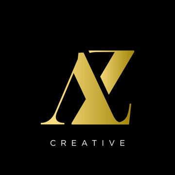 az logo design vector
