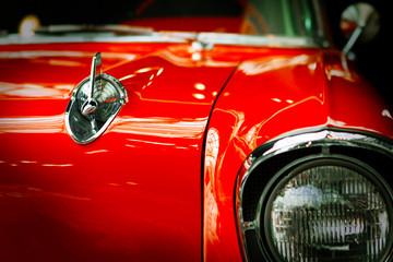 Fototapeta Old classic car. obraz