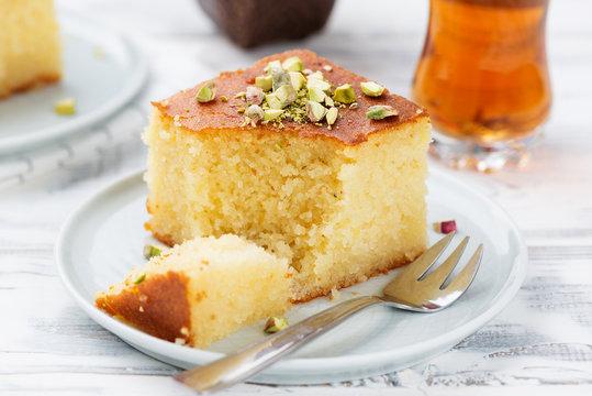 "184 BEST ""Semolina Cake"" IMAGES, STOCK PHOTOS & VECTORS | Adobe Stock"