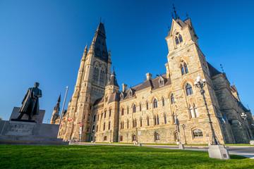 Wall Mural - Parliament Hill in Ottawa, Ontario, Canada