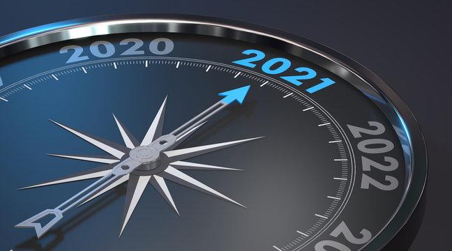 2021 - Moderner Kompass