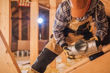 Home Ventilation Technician