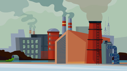 Factory - Background
