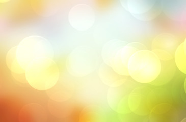 Wall Mural - Colorful abstract background blur,holiday wallpaper
