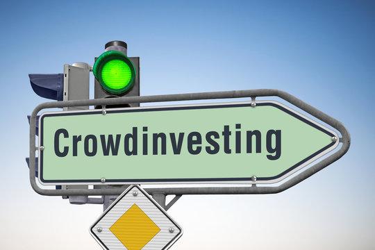 Signal auf Grün für die Crowdinvesting