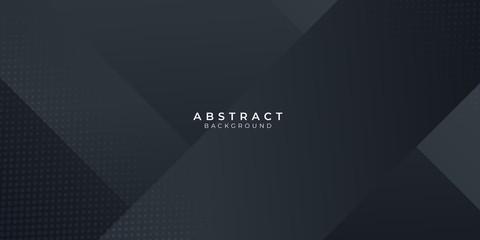 Modern black abstract presentation background. Vector illustration design for presentation, banner, cover, web, flyer, card, poster, wallpaper, texture, slide, magazine, and powerpoint.