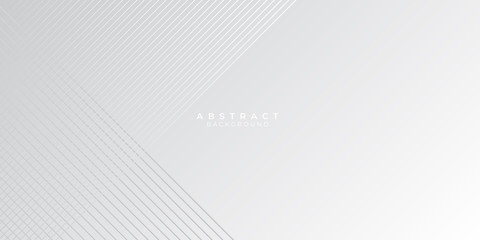 White linier line pattern abstract background. Vector illustration design for presentation, banner, cover, web, flyer, card, poster, wallpaper, texture, slide, magazine, and powerpoint.  Fototapete