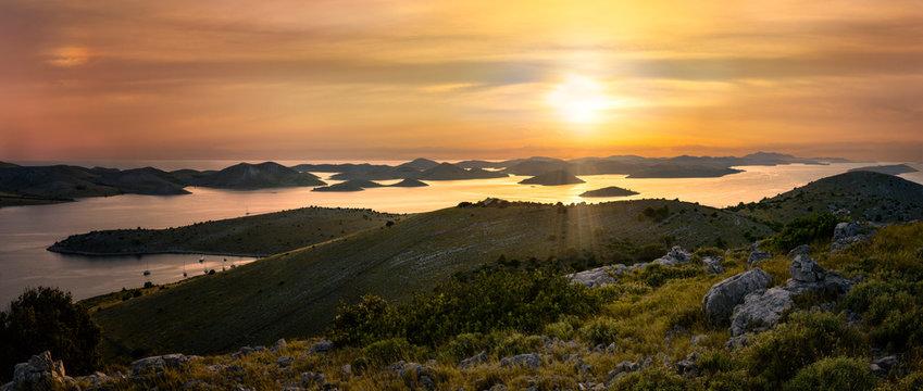 Kornati islands (Isole incoronate) Croazia