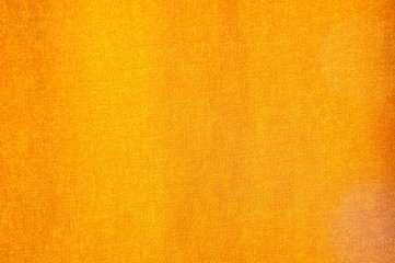 vintage orange fabric texture for background and lettering