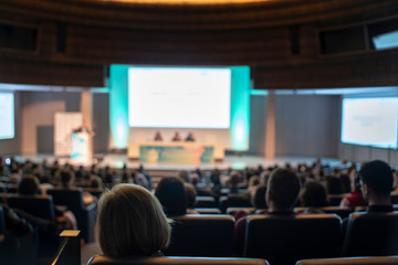 conference of doctors about breast cancer Fotomurales