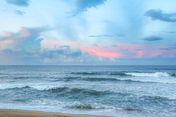 Keuken foto achterwand Lichtblauw Playas de tucacas estado falcon venezuela mar caribe