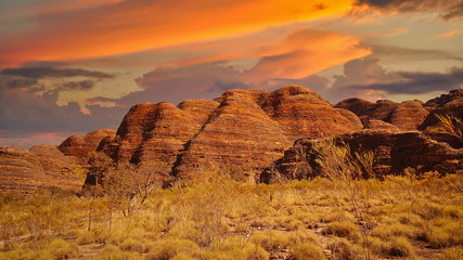 The Domes of the Purnululu National Park